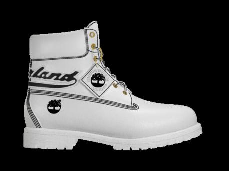 Check out this custom Timberland® Men's Custom Varsity Boot