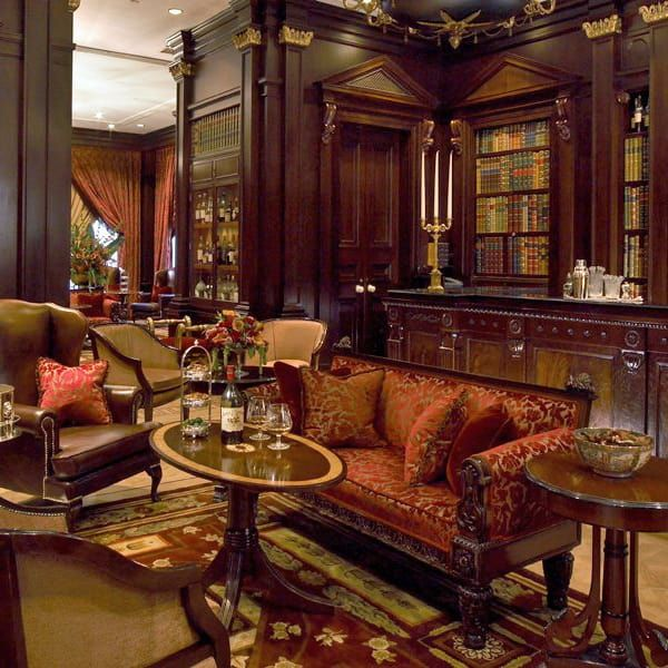 16 Incredible Library Bars In London Library Bar London Bars Lanesborough Hotel London