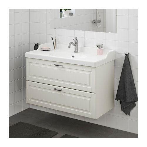 Mobilier Et Decoration Interieur Et Exterieur Bathroom Vanity Ikea Godmorgon Sink Cabinet