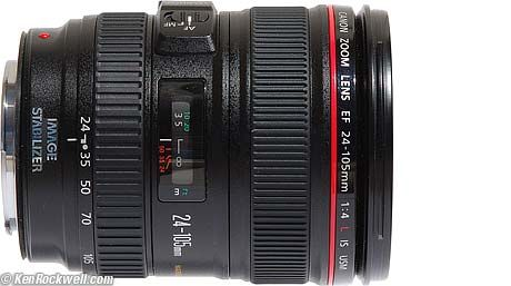 Canon 24 105mm F 4l Canon Photography Gear Lens Distortion