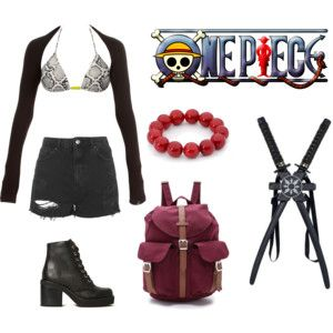 One Piece OC: Pre Time Skip outfit