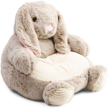 Bunny Plush Baby Seat - Baby Gear & Essentials - T.J.Maxx #bunnyplush