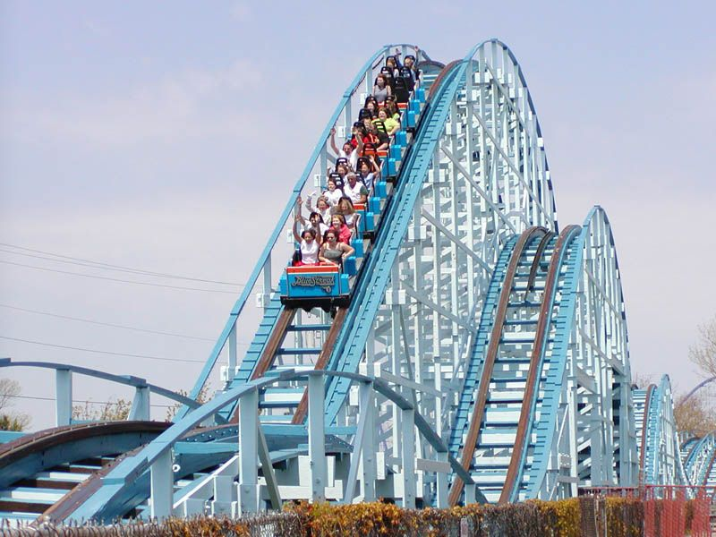 A Definitive Ranking Of Rollercoasters At Cedar Point