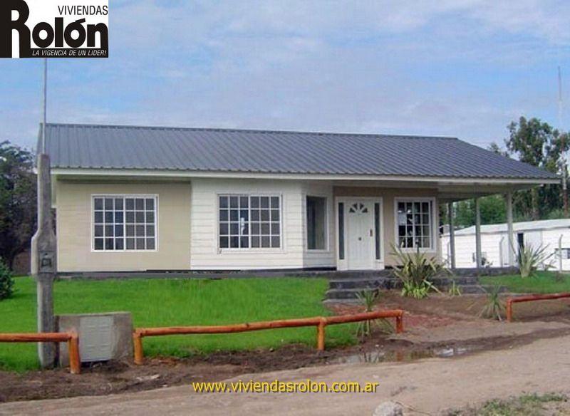 Galeria de fotos viviendas rolon viviendas - Construccion de casas prefabricadas ...