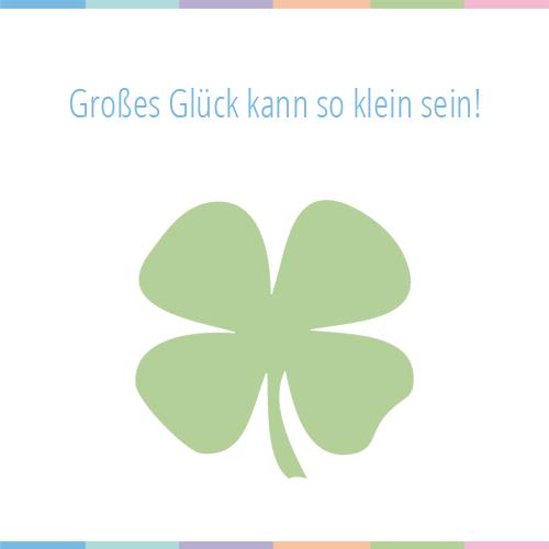 Großes Glück kann so klein sein! #baby | Weise Worte und Zitate