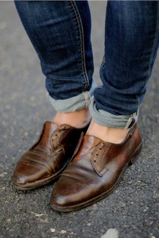 Gender Neutral Dress Shoes