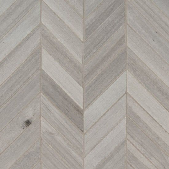 Havenwood Platinum Grey Chevron Mosaic 12x15 Porcelain Matte Floor And Wall Tile Flooring Herringbone Tile Fireplace Wall