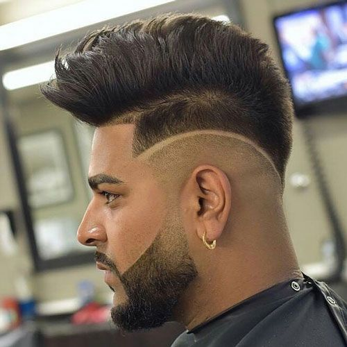 21 Best Gentleman Haircut Styles 2019 Guide: 21 Best Pompadour Fade Haircuts (2019 Guide)