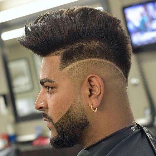 Pompadour fade haircuts pompadour fade modern pompadour and modern pompadour fade urmus Image collections