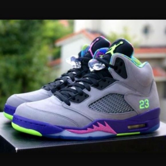 Fresh prince of Bel air retro Jordan's size 8 men Dope sneakers ...