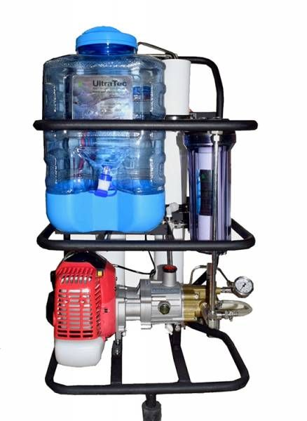 Portable Sea Water Ro System Water Purification Water Purifier Water Purification System