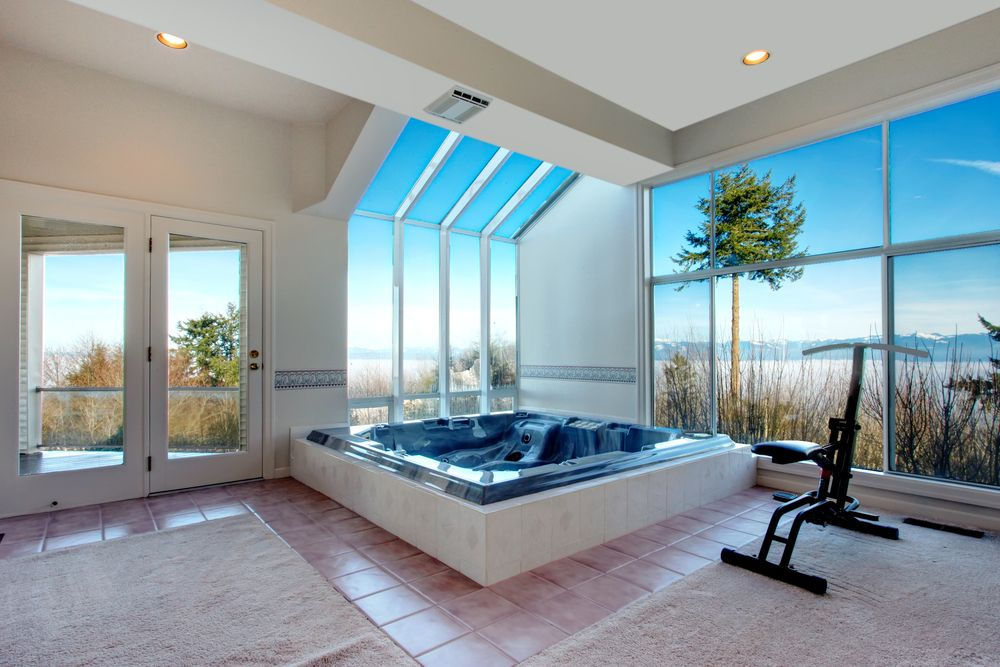 Disrupting The Market Tech Advancements That Impact Business No Equipment Workout Home Gym Design Luxury Hot Tubs