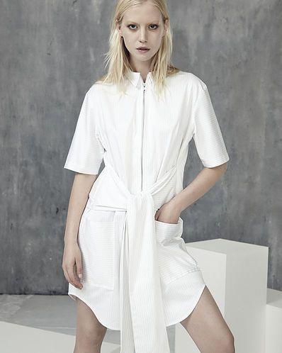 House of Sunny - Purism Shirt Dress