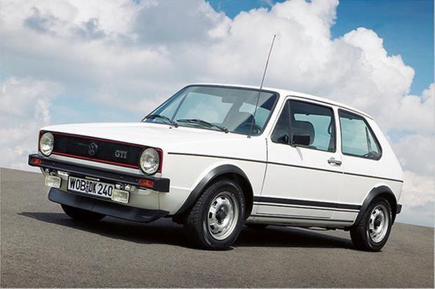 #VW #GolfGTI , Die spannendsten Autos der 70er