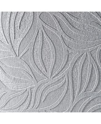 many textured wallpapers are designed to be painted. put your own
