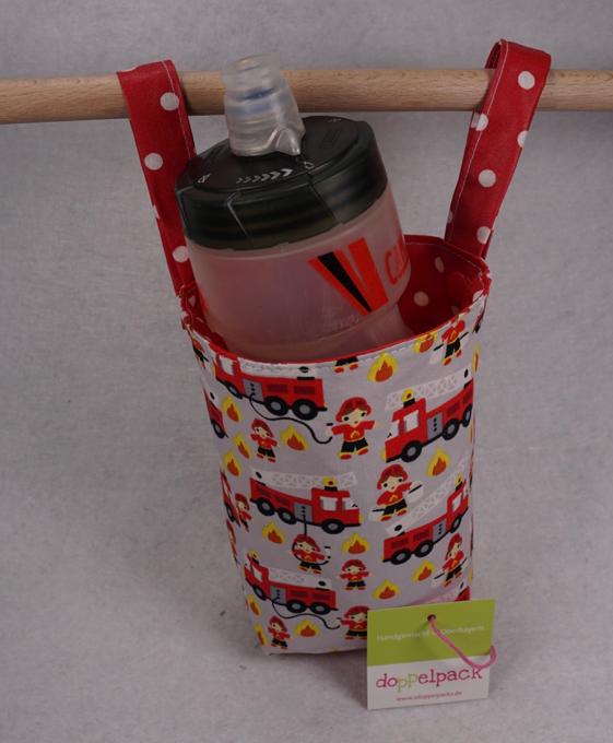 flaschenhalter flaschentasche bett utensil fahrrad. Black Bedroom Furniture Sets. Home Design Ideas