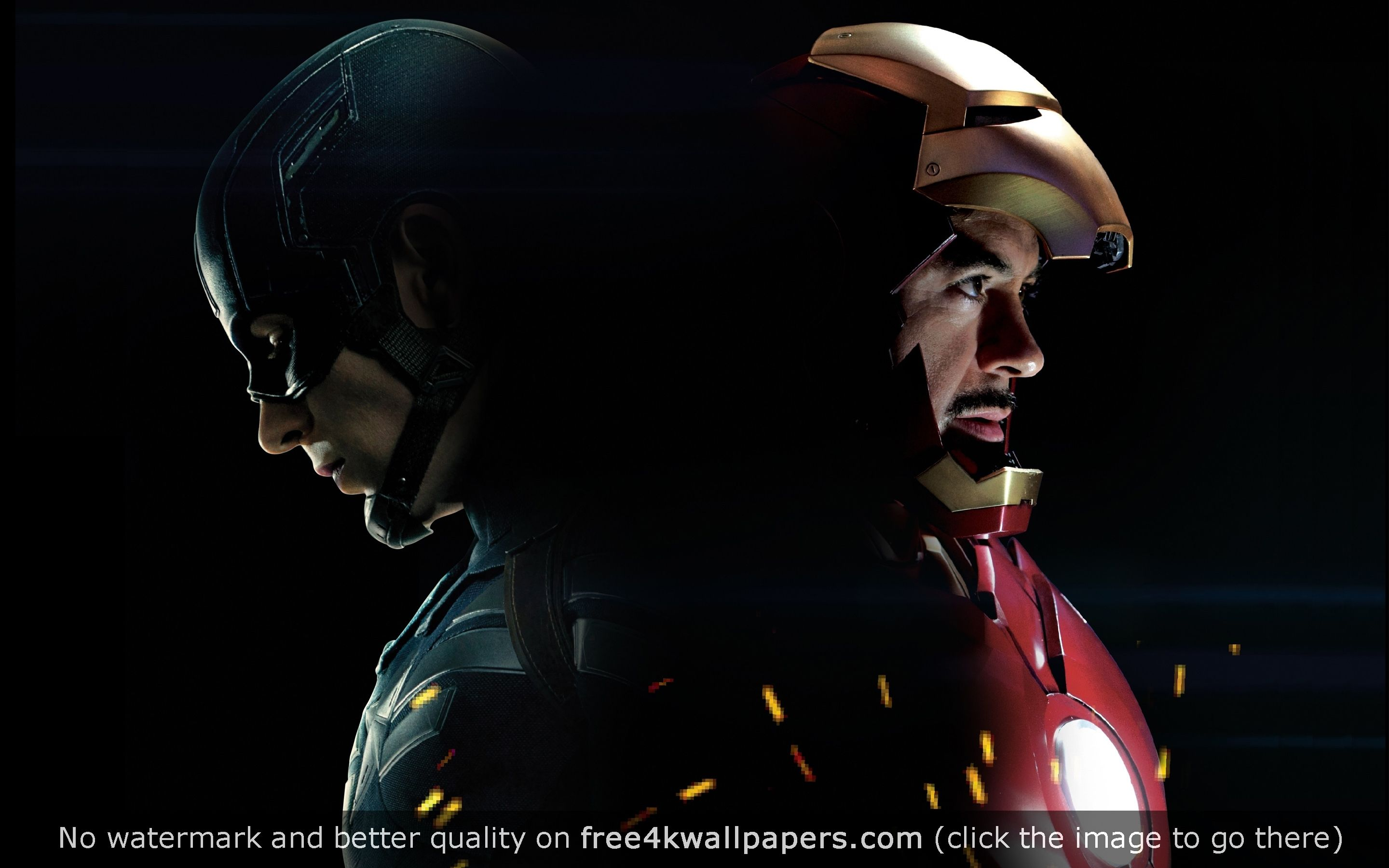 Captain America Civil War Iron Man Hd Wallpaper Captain America Civil War America Civil War Captain America