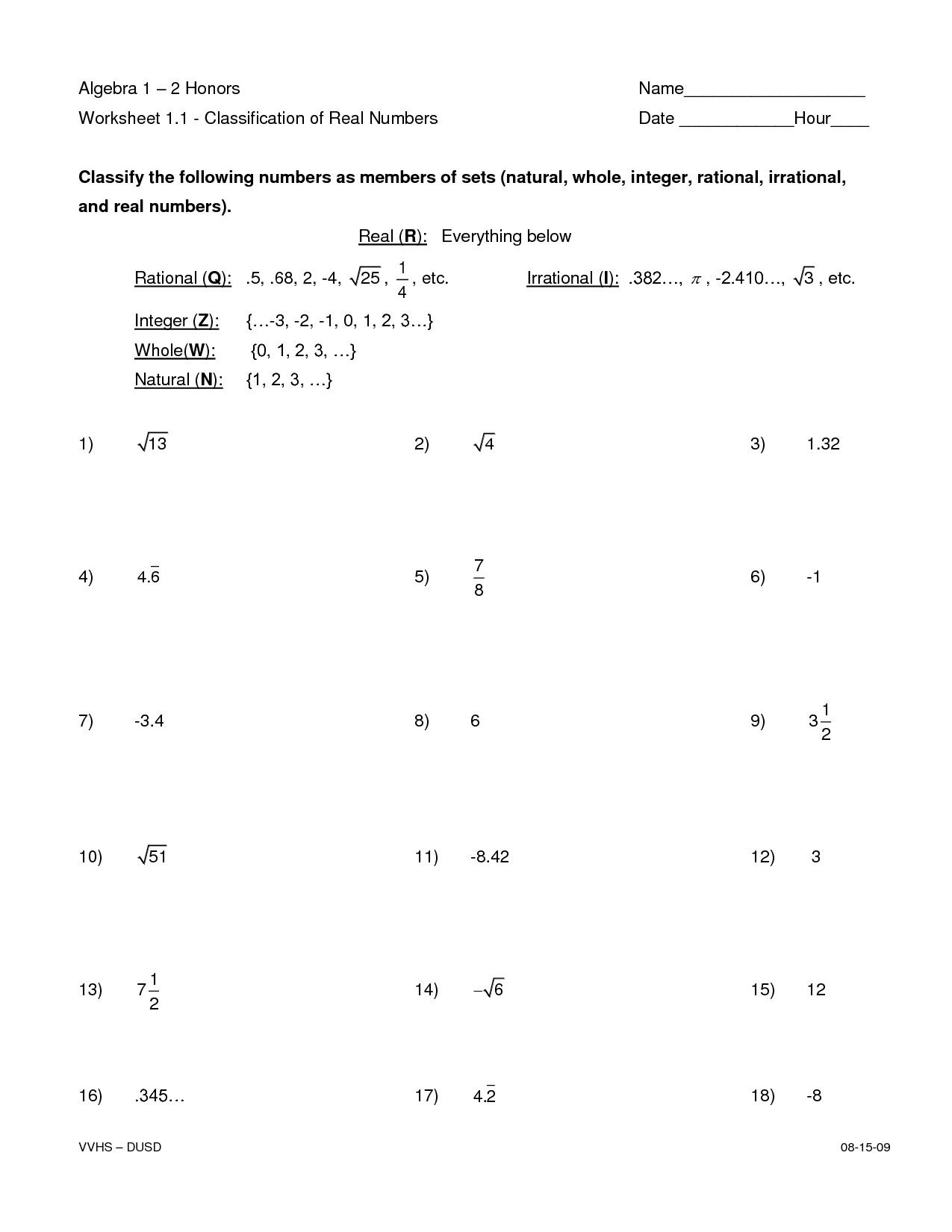 29 Adding And Subtracting Rational Numbers Worksheet 7th