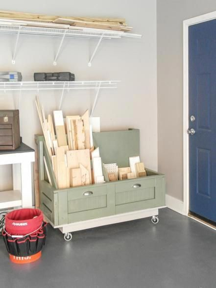 upcycle old items into functional storage solutions for on cool diy garage organization ideas 7 measure guide on garage organization id=96191