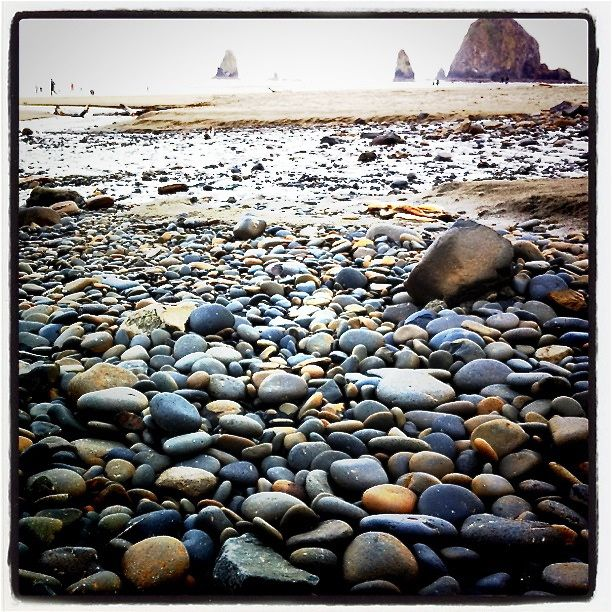 Rock shot - Cannon Beach, Mother's Day Weekend 2011
