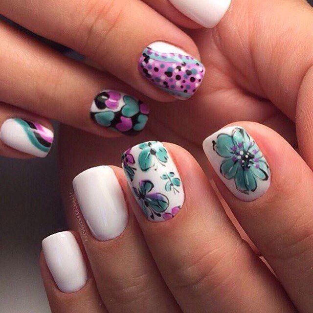 Manicure Nail Art: Nail Art Design Gallery, Cool Nail Art
