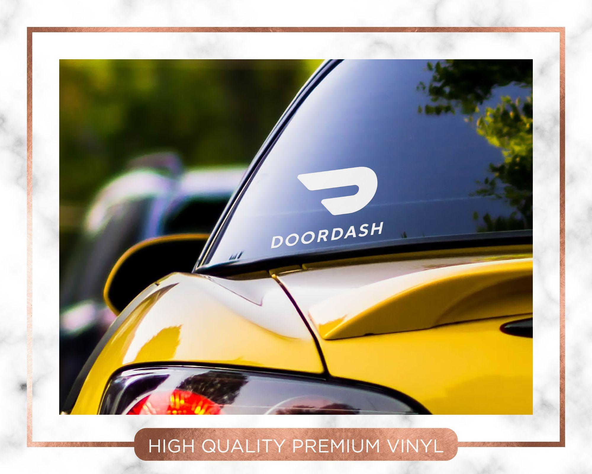 Pin By Ruesch Design Graphic Design On Doordash Doordash Car Decals Vinyl Decals [ 1600 x 2000 Pixel ]