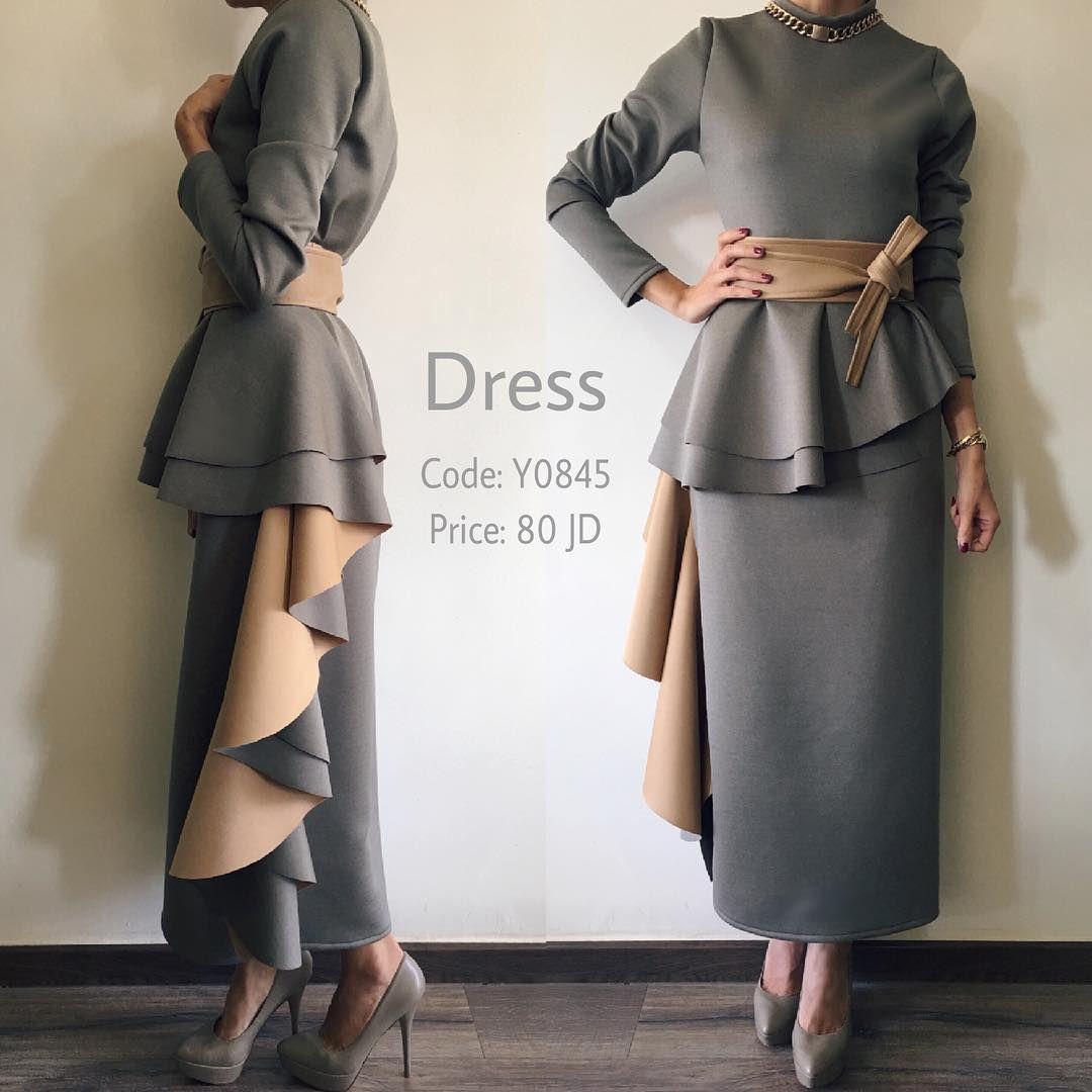 Pin By Eljesa On Hijab Muslim Fashion Hijab Outfits Fashion Dresses Fashion Attire