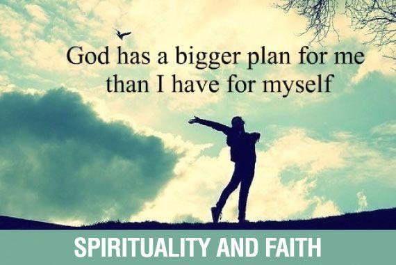 Spirituality and Faith