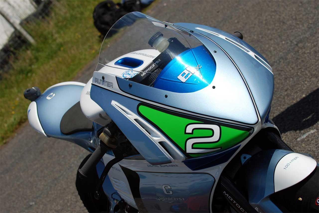 2011 MotoCzysz E1pc