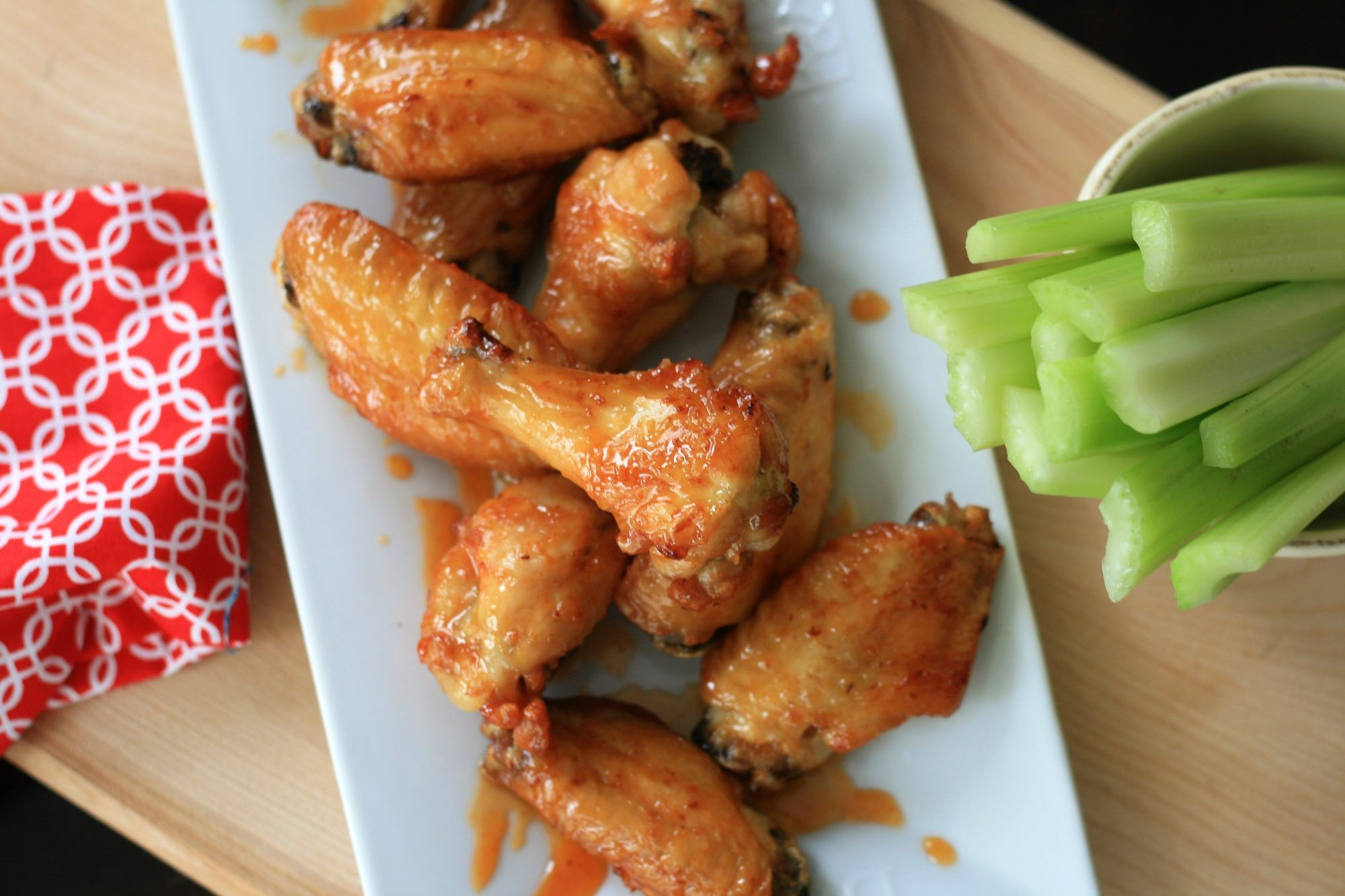 16 Addictive Appetizers for the Air Fryer Chicken wings