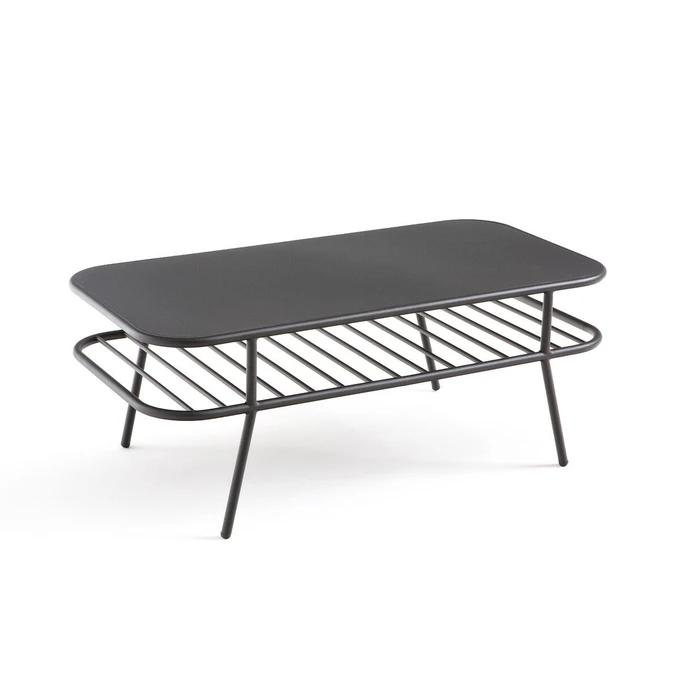 Table Basse En Metal Elisa En 2020 Table Basse Table Basse Metal Canape 2 Places