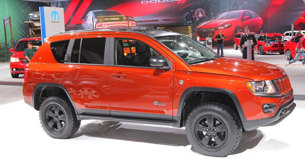 2015 Jeep Compass Engine,Changes and Review http