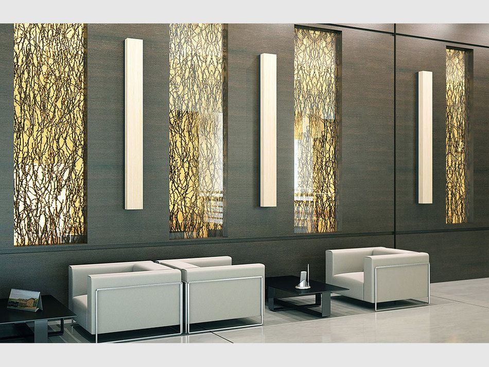 Poured glass healthcare installations 3form for Interior design agency nottingham