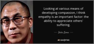 empathy quotes dalai lama