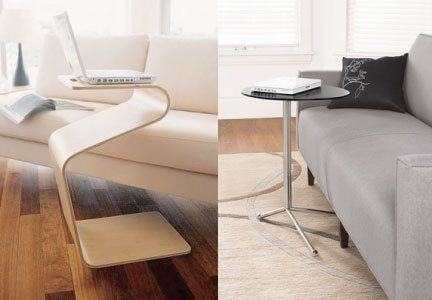 Modern Alternatives to the TV Tray