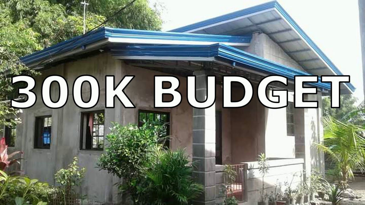 Ofw Simple House 300k Budget Congrats Boss Jay Tejada Youtube