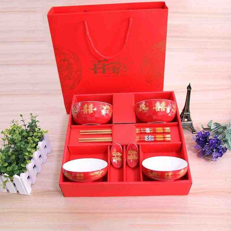 Typical Wedding Gifts: Traditional Korean Wedding Gifts