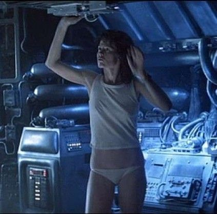 Advise you Sigourney weaver panties alien congratulate