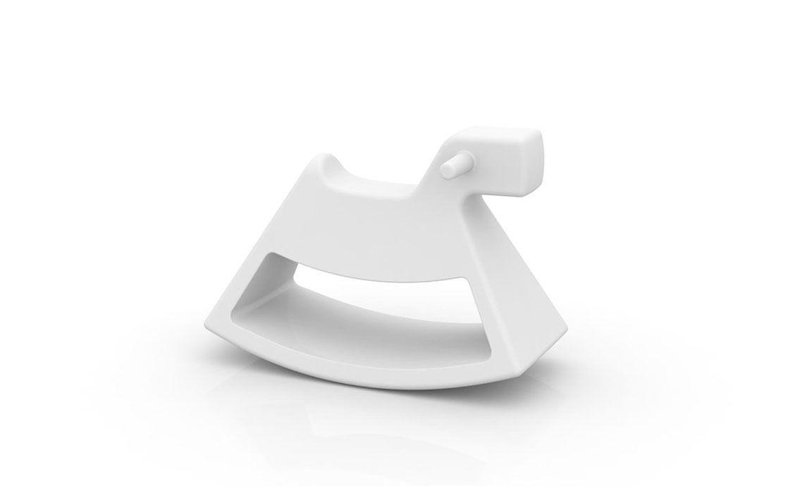 Rosinante Schaukelpferd - Möbel / Gartenmöbel / Sessel - Designer - gartenmobel kunststoff design