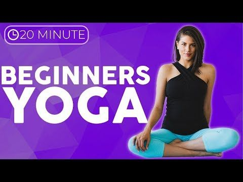 stress relief yoga for beginners 20 minute melt with
