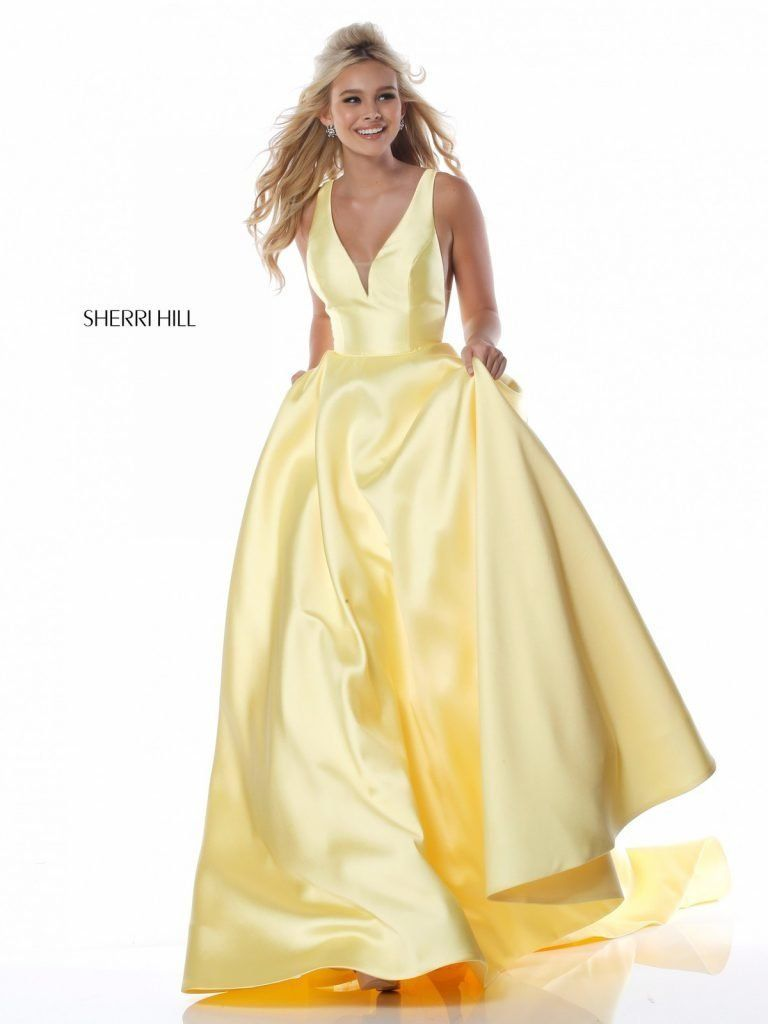Sherri hill style spring prom dresses and social