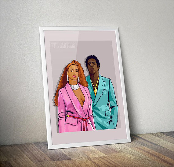 Jay Z Beyonce The Carters Instant Download Poster Beyonce Jay Z Apeshit Everything Is Love Migos Kim Kardashian Kanye W Beyonce Download Poster Beyonce And Jay