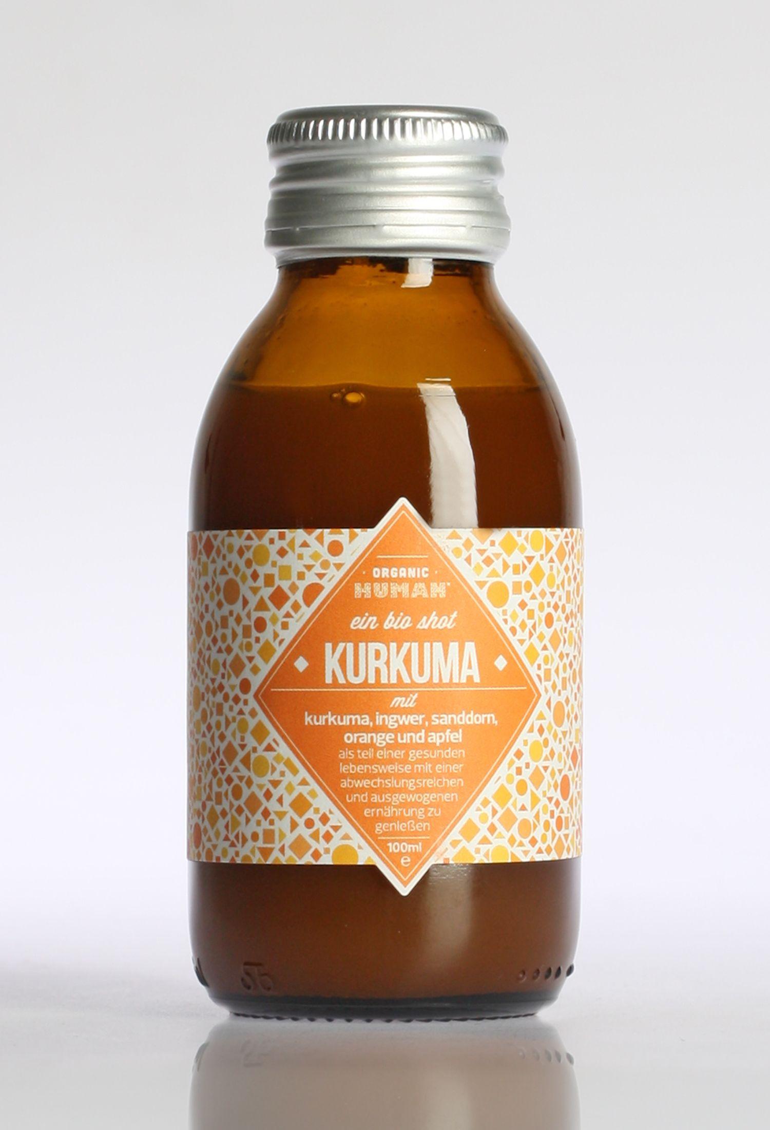Kurkuma stammt aus Süd- und Südostasien und ist fast jeden durch die ...