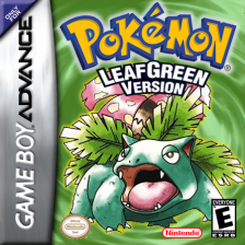 pokemon leaf green ds rom