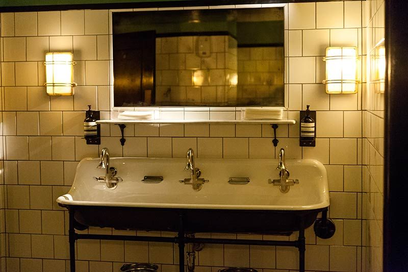 Restaurant Bathroom Design Exterior Impressive Restaurant Bathrooms With With Restaurant Bathrooms .