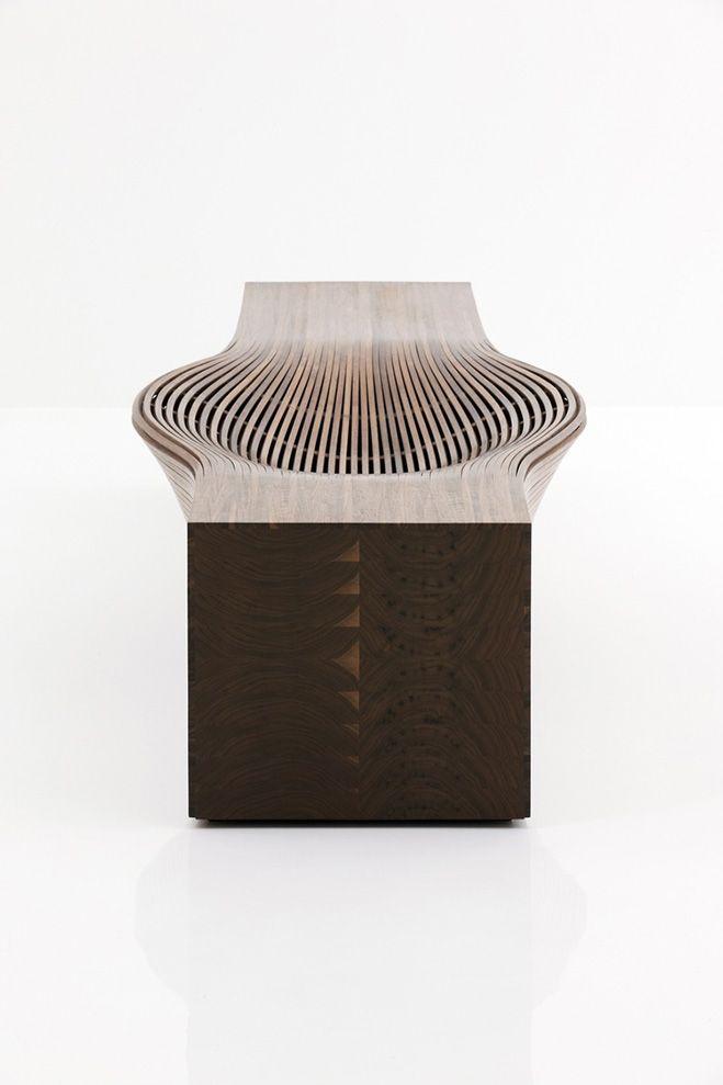 korean furniture design. Twisted Wood \u2013 Seating By South Korean Furniture Designer Se Hwa Bae | OEN Design T