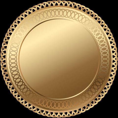 Download Deco Seal Badge Clipart Png Photo Png Free Png Images Clip Art Art Deco Borders Art Images