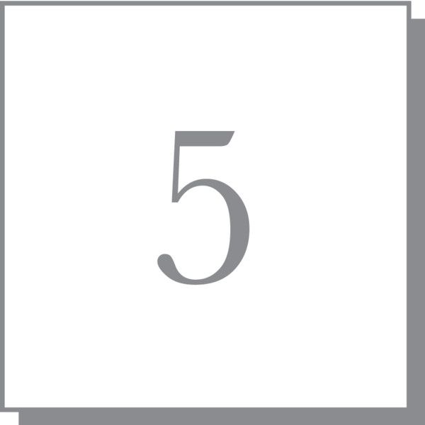Number 5 Liked On Polyvore Featuring Numbers Arrows Numbers