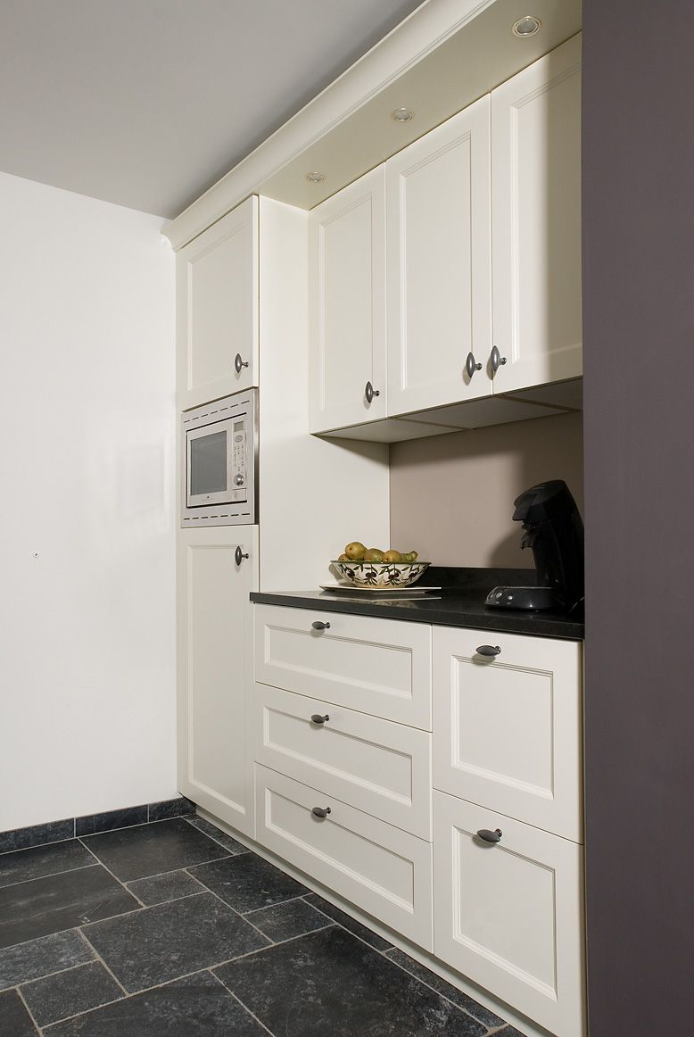 Vri interieur landelijke keuken modern wit met houten laden en fornuis keuken pinterest - Interieur modern houten huis ...