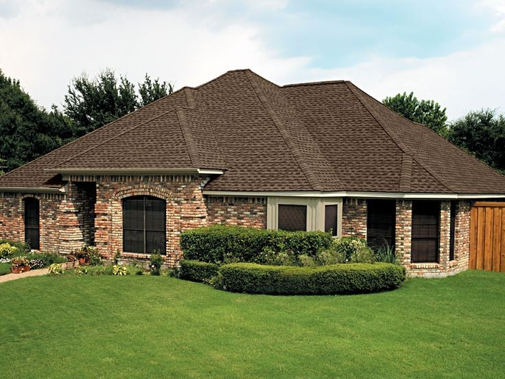 Best Gaf Timberline Hd Barkwood Architectural Shingles Roof 640 x 480